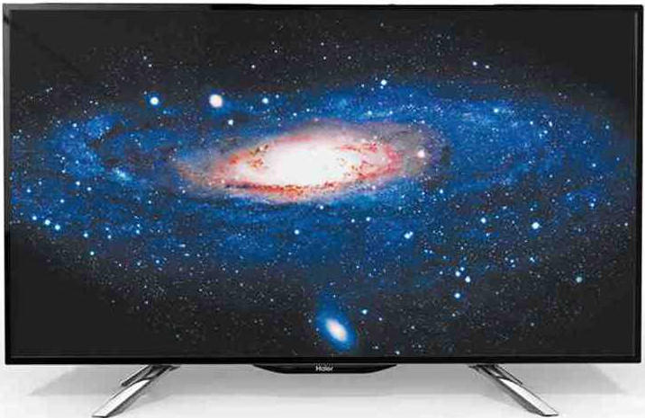 Best price on Haier LE32B7500 32 inch HD Ready LED TV  in India
