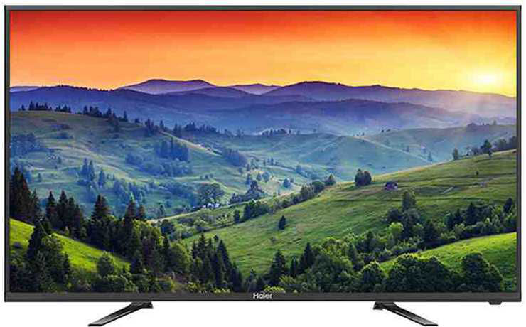 Best price on Haier LE32B8000 32 Inch Full HD LED TV  in India