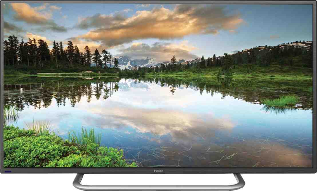 Best price on Haier LE49B7000 49 Inch Full HD LED TV  in India