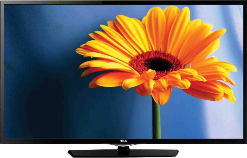 Best price on Haier LE55M600 55 Inch Full HD LED TV  in India
