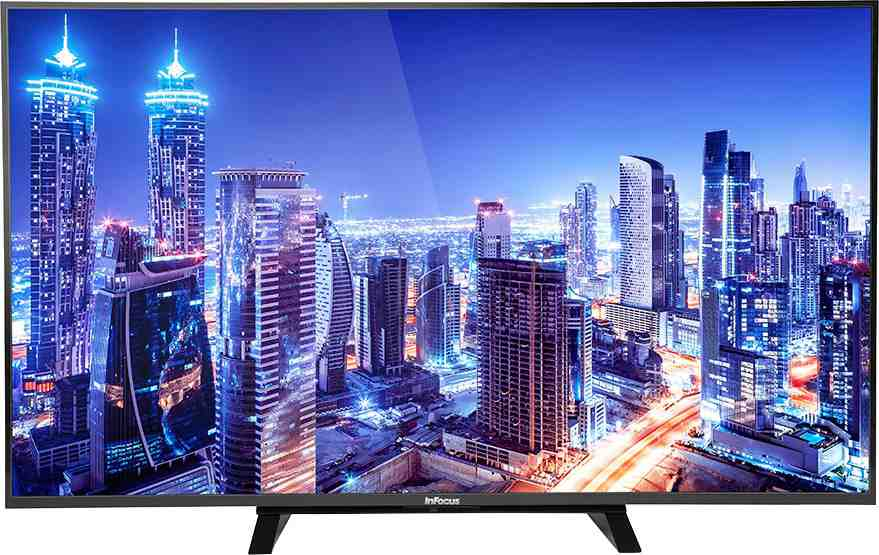 Best price on Infocus II-60EA800 60 Inch Full HD LED TV  in India