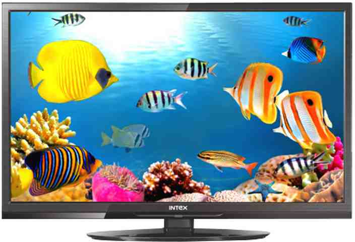 Best price on Intex 2410HD 24 inch HD Ready LED TV  in India