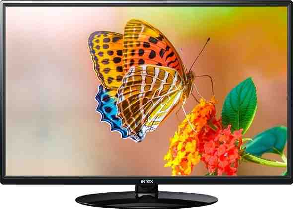 Best price on Intex LED-2412 24 Inch HD Ready LED TV  in India