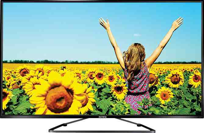 Best price on Intex LED-5010-FHD 49 Inch Full HD LED TV  in India