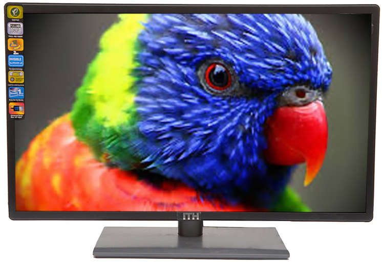 Best price on ITH Ith 24 24 Inch Full HD LED TV in India