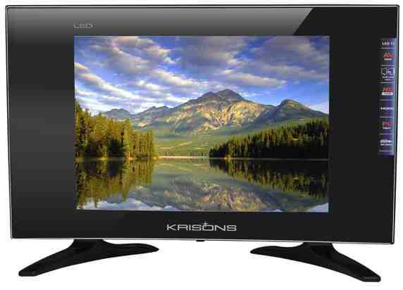 Best price on Krisons KR17C 16 Inch HD Ready LED TV  in India
