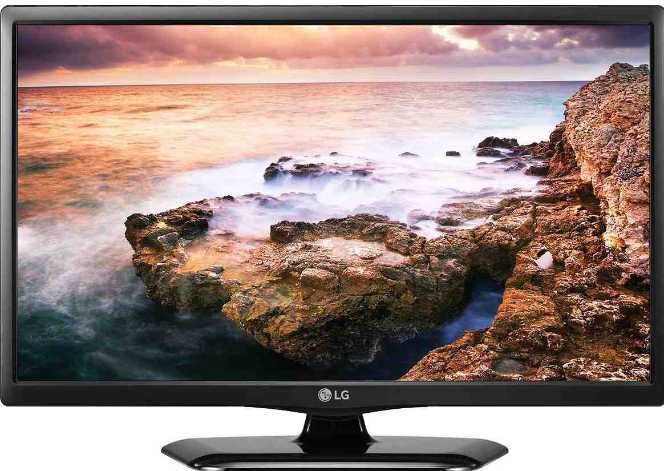 Best price on LG 24LB458A 24 inch HD Ready LED TV  in India