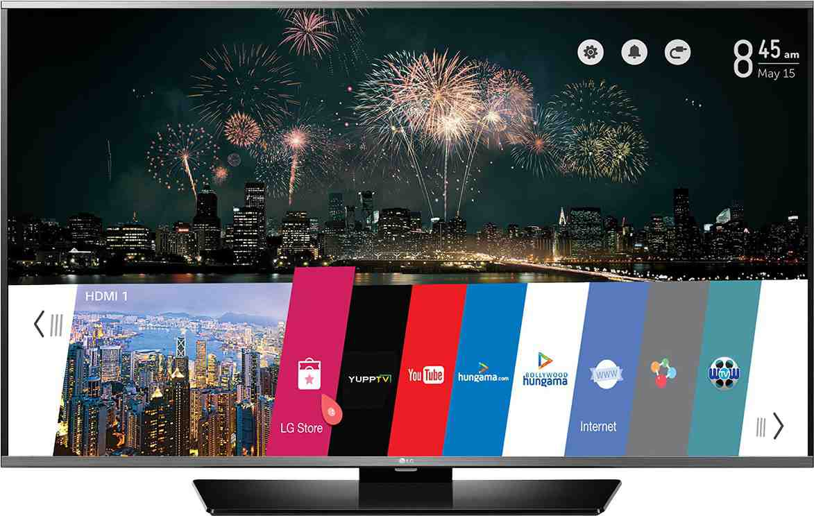 Best price on LG 32LF6300 32 inch Full HD Smart LED TV  in India