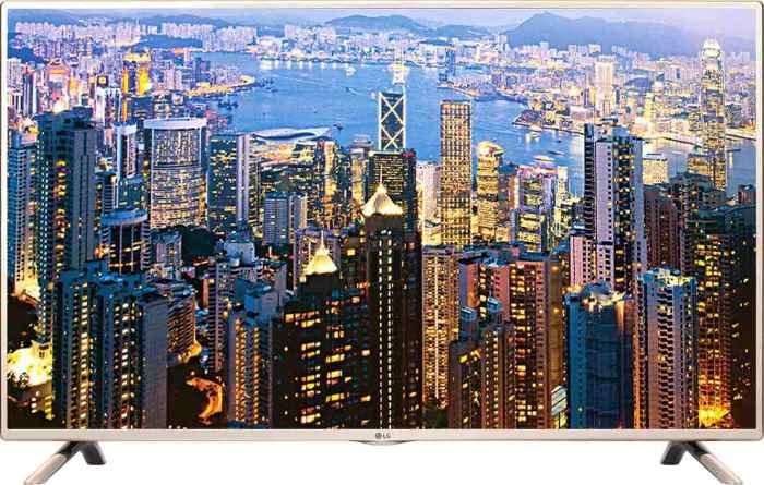 Best price on LG 32LH602D 32 Inch HD Ready Smart LED TV  in India