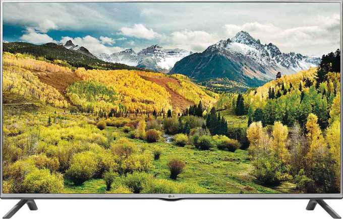 Best price on LG 42LF5530 42 Inch Full HD LED TV  in India