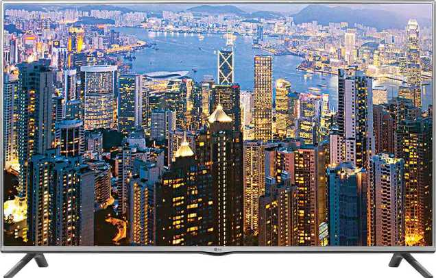 Best price on LG 42LF560T 42 Inch Full HD LED TV  in India