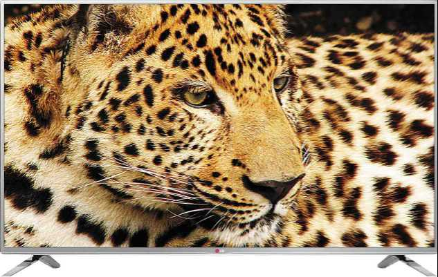 Best price on LG 42LF6500 42 Inch Full HD 3D Smart LED TV  in India