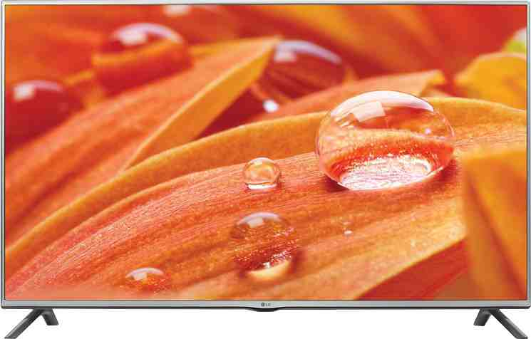 Best price on LG 43LF540A 43 Inch Full HD LED TV  in India