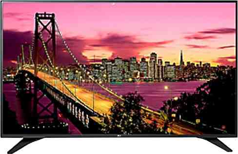 Best price on LG 43LH600T 43 Inch Full HD Smart LED TV  in India