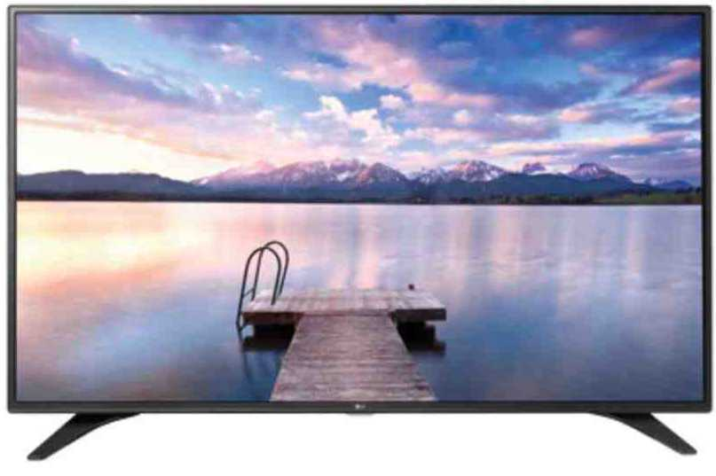 Best price on LG 43LW340C 43 Inch Full HD LED TV  in India