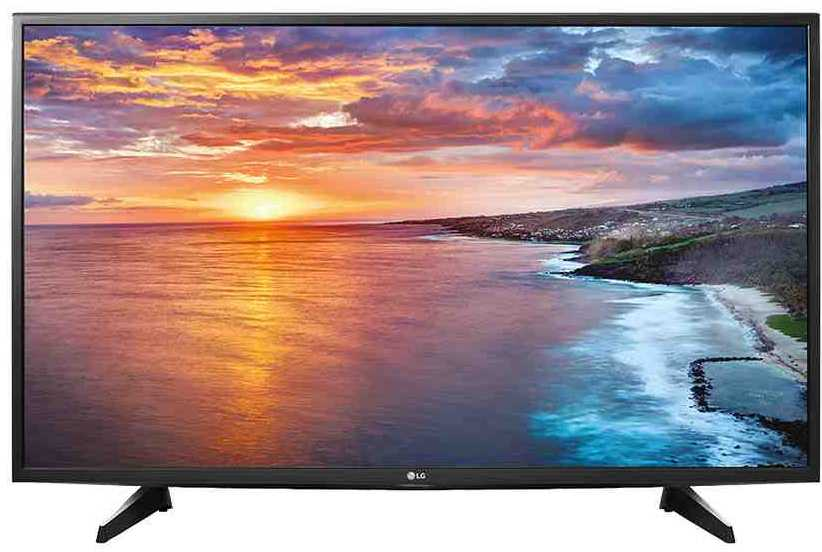 Best price on LG 43UH617T 43 Inch 4K UHD IPS LED TV  in India