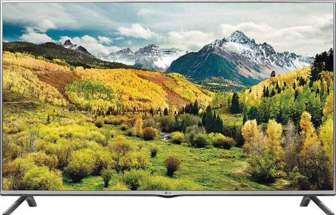 Best price on LG 49LF5530 49 Inch Full HD LED TV  in India