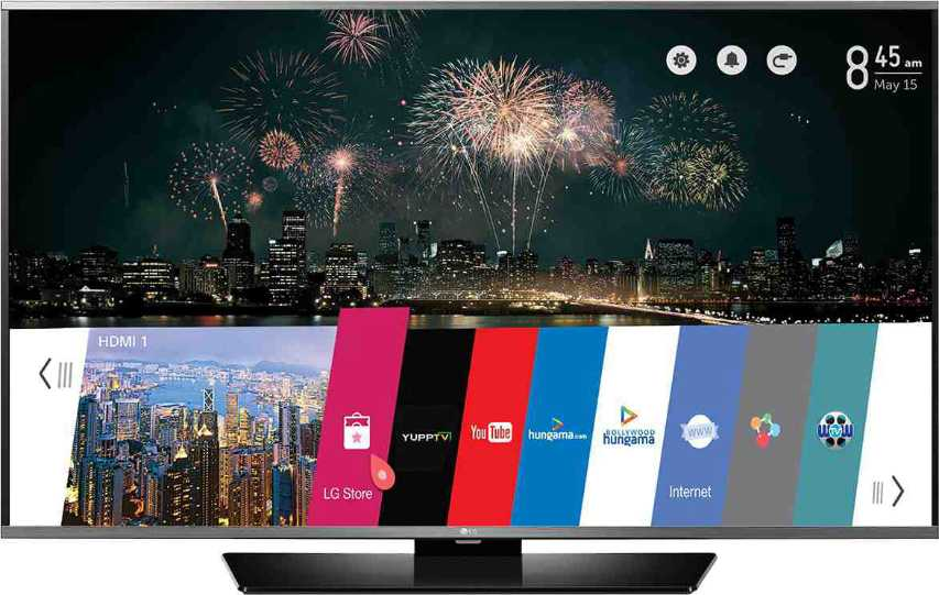 Best price on LG 49LF6300 49 Inch Full HD Smart LED TV  in India