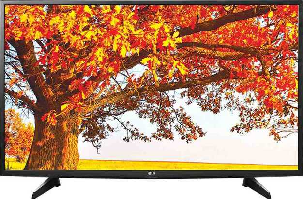 Best price on LG 49LH516A 49 Inch Full HD LED TV  in India