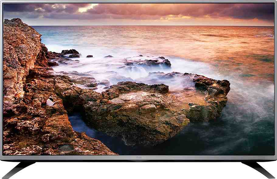 Best price on LG 49LH547A 49 Inch Full HD IPS LED TV  in India