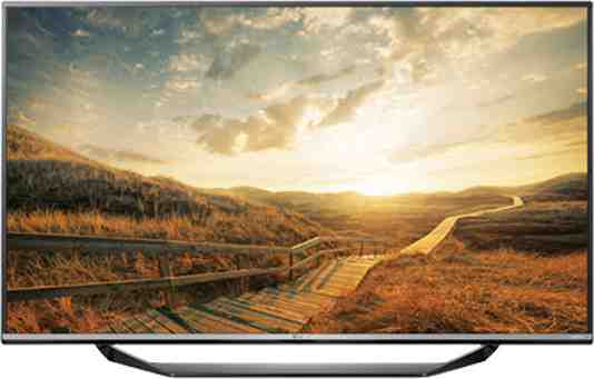 Best price on LG 49UF670T 49 inch 4K Ultra HD LED TV  in India