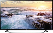 Best price on LG 49UF850T 49 inch Ultra HD 3D Smart LED TV - Front in India