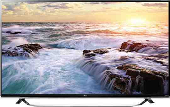 Best price on LG 55UF850T 55 inch Ultra HD 4K Smart 3D LED TV  in India