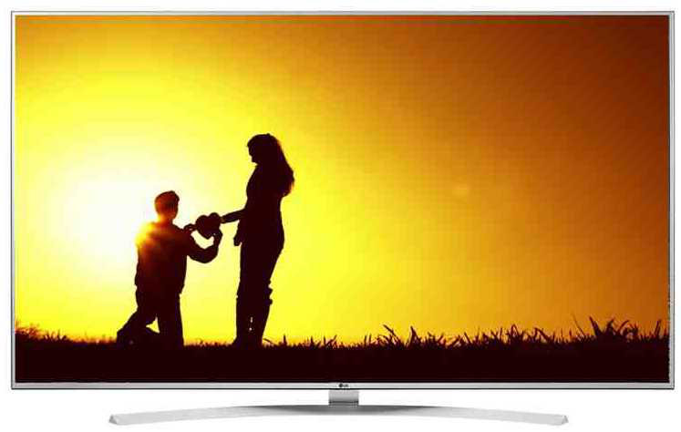 Best price on LG 65UH770T 65 Inch UHD 4K Smart IPS LED TV  in India