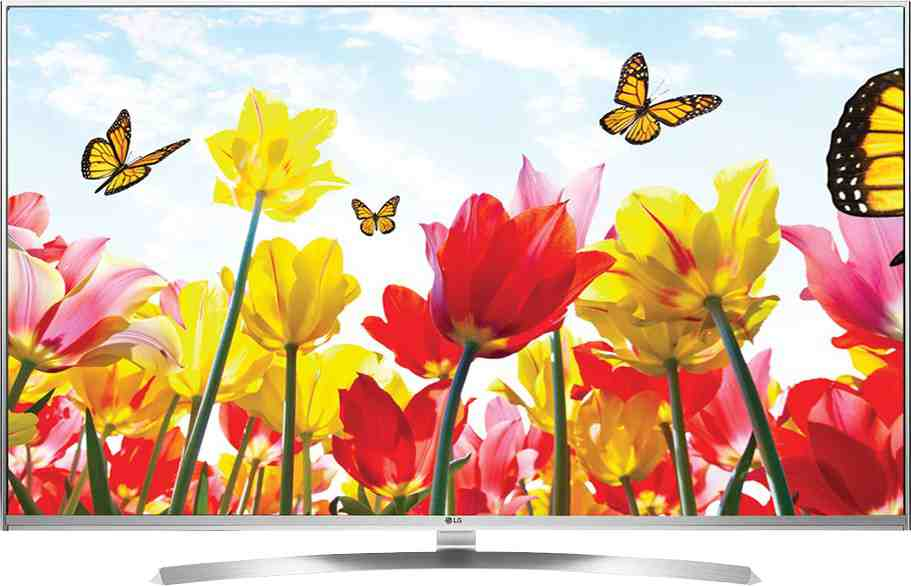 Best price on LG 65UH850T 65 Inch UHD 4K 3D Smart LED TV  in India