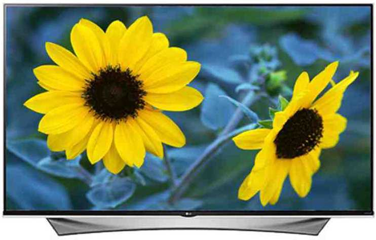 Best price on LG 79UF950T Ultra HD 4K Smart 3D LED TV  in India