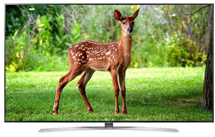 Best price on LG 86UH955T 86 Inch UHD 4K 3D Smart LED TV  in India