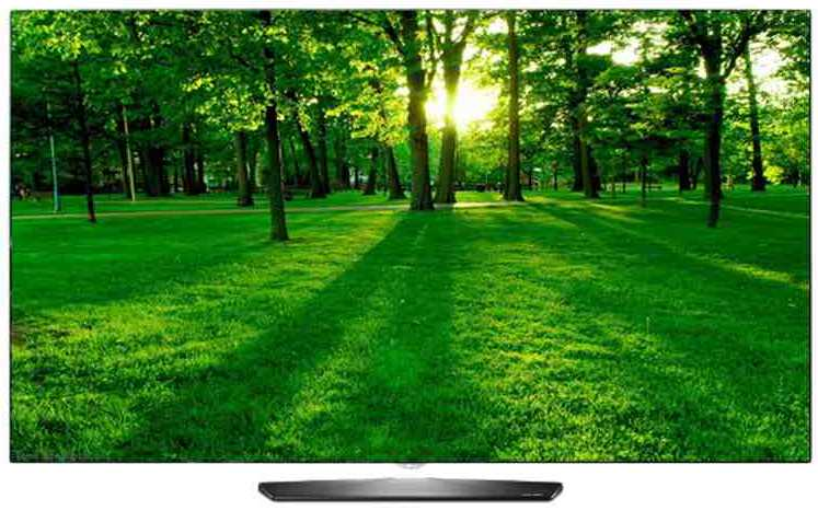 Best price on LG OLED55B6T 55 Inch HD Ready Smart LED TV in India