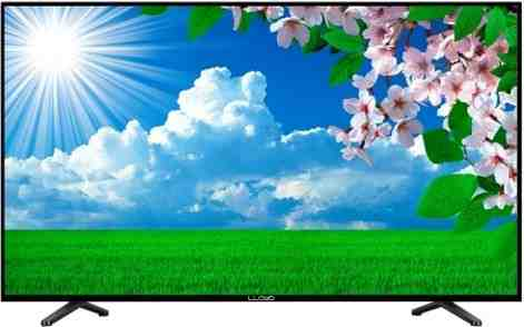 Best price on Lloyd L58FJQ / L58B01FK220 58 Inch Full HD LED TV  in India