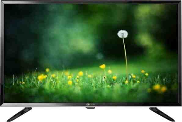 Best price on Micromax 32T1260 32 Inch HD Ready LED TV  in India