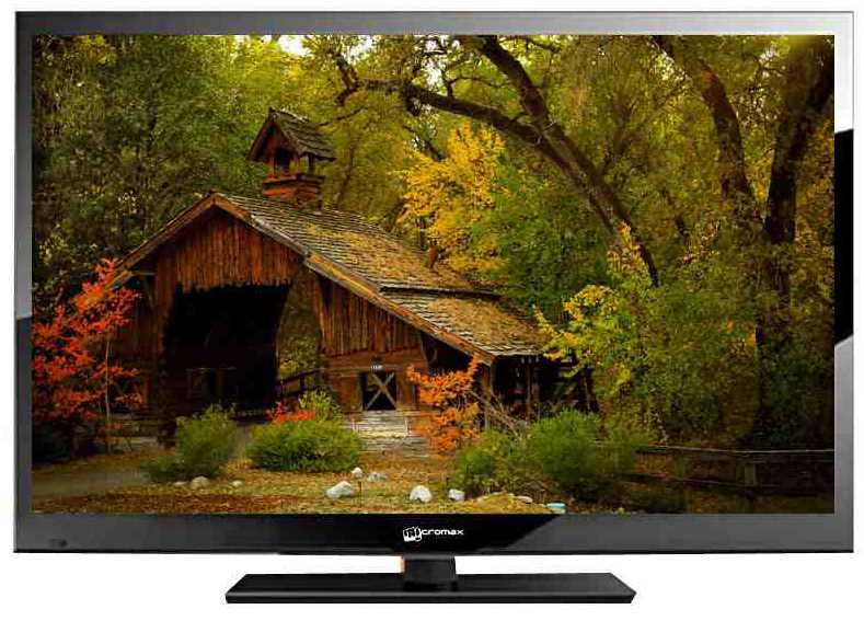 Best price on Micromax 32T7260 / 32T7270 32 Inch HD Ready LED TV in India
