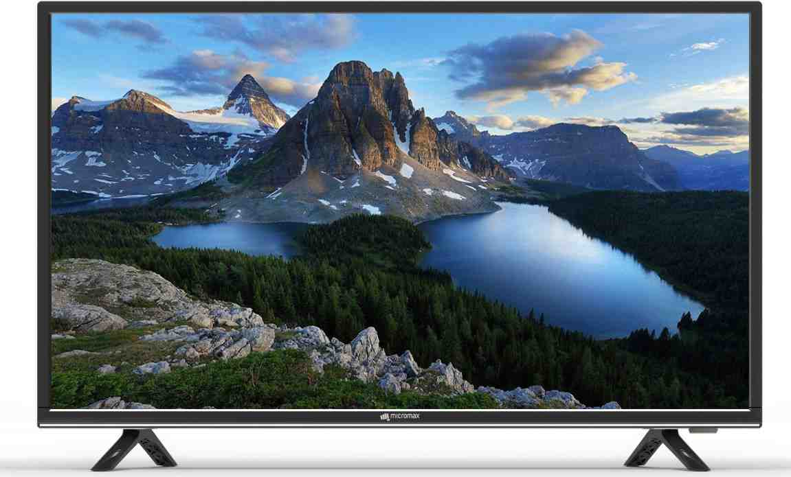 Best price on Micromax 32T7260HDI 32 Inche HD Ready LED TV  in India