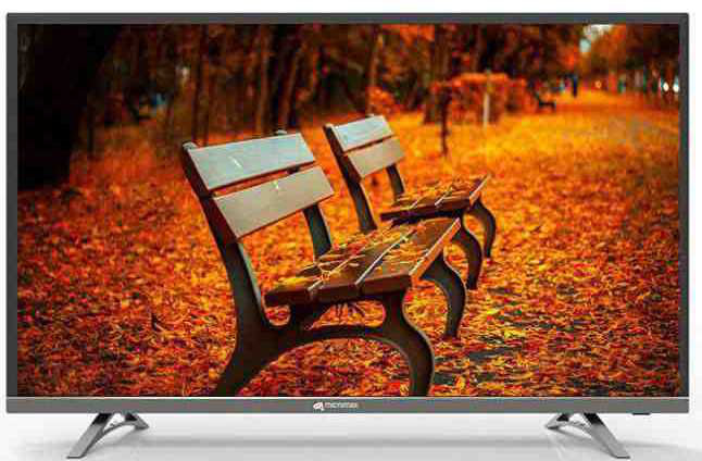 Best price on Micromax 43T7670FHD/43T3940FHD 43 Inch Full HD LED TV  in India