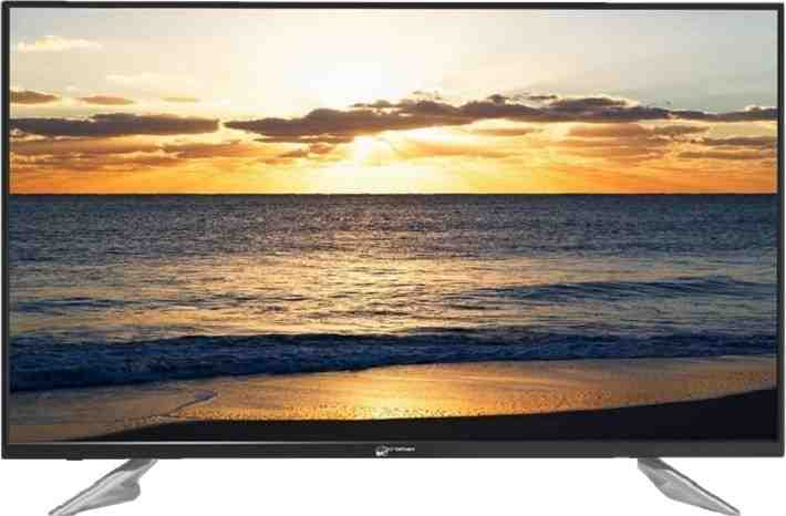 Best price on Micromax 50C5200MHD 50 Inch Full HD Smart LED TV  in India