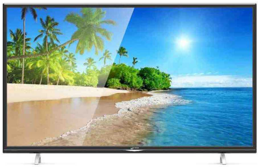 Best price on Micromax L43T6950FHD/43T4500FHD 43 Inch Full HD LED TV  in India