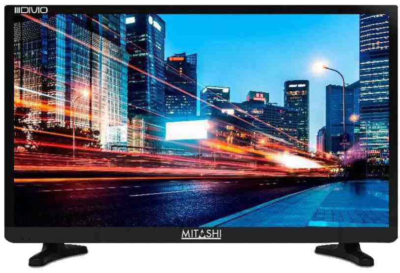 Best price on Mitashi MiDE024v11 24 Inch HD Ready LED TV  in India