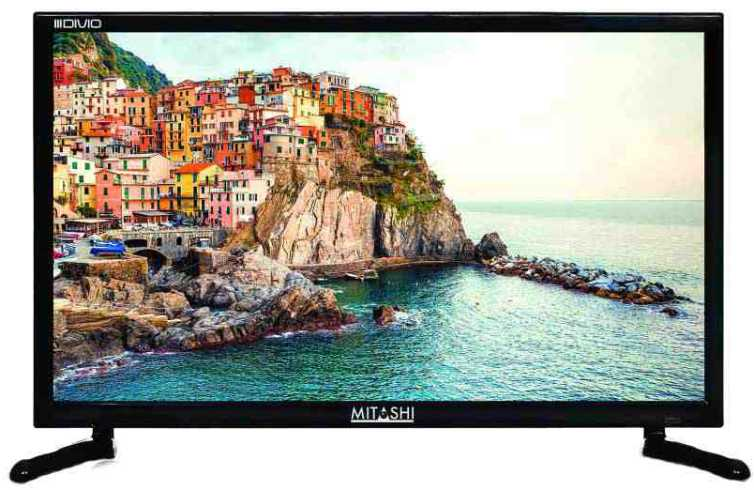 Best price on Mitashi MiDE024v24i 24 Inch HD Ready LED TV  in India
