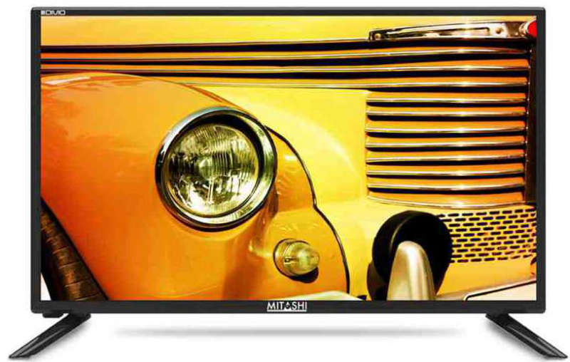Best price on Mitashi MIDE028V12 28 Inch HD Ready LED TV  in India
