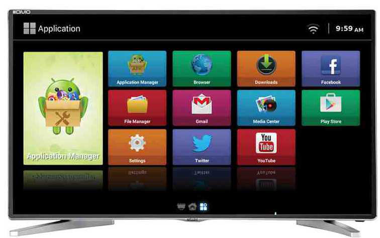 Best price on Mitashi MiDE032v02 HS 32 Inch HD Ready Smart LED TV  in India