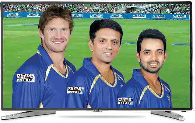 Best price on Mitashi MIDE040V02 40 Inch Full HD Smart LED TV  in India