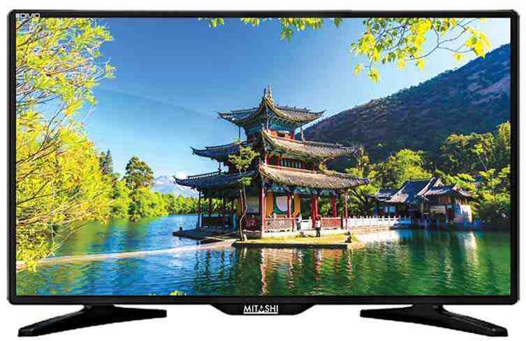 Best price on Mitashi MiDE043v05 43 Inch Full HD LED TV  in India