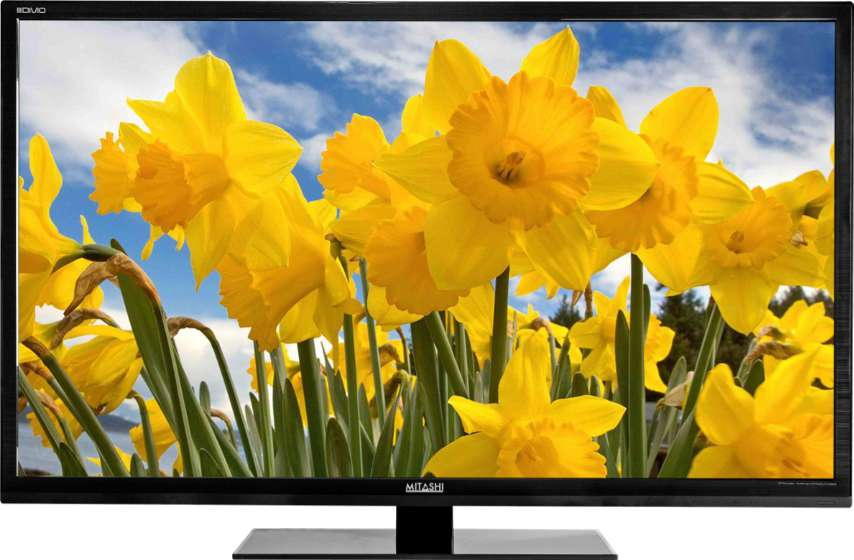 Best price on Mitashi MiE022v12 21.5 inch Full HD LED TV  in India