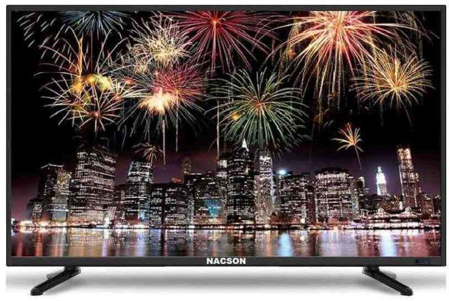 Best price on Nacson NS8016 32 Inch HD Ready LED TV  in India
