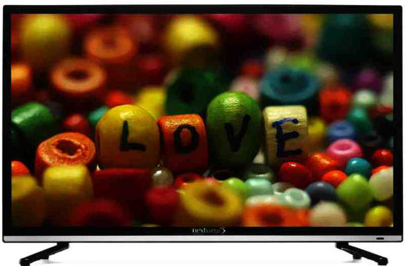 Best price on Nextview NVFH32L 32 Inch Full HD LED TV  in India