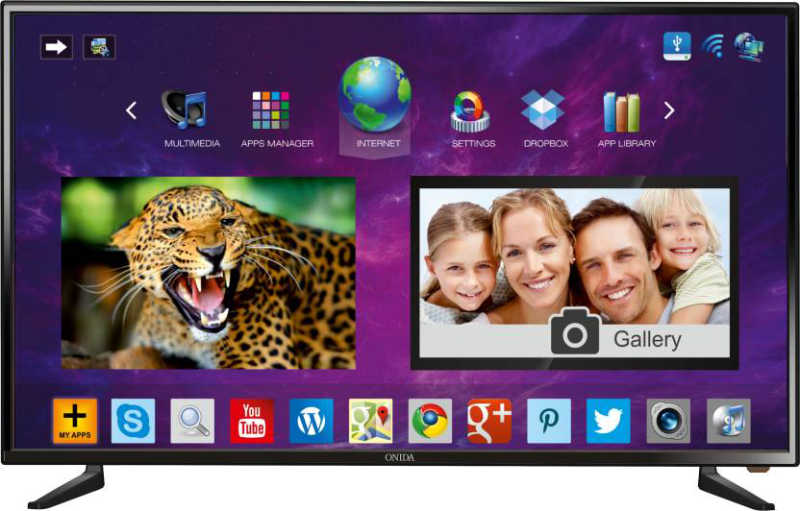 Best price on Onida 42 Inch Full HD Smart LED TV in India