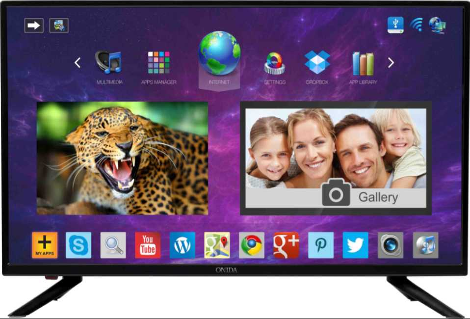 Best price on Onida LEO32HAIN 32 Inch Smart LED TV  in India